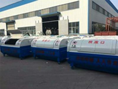 青海保潔車輛-西寧價格合理的西寧垃圾桶供應