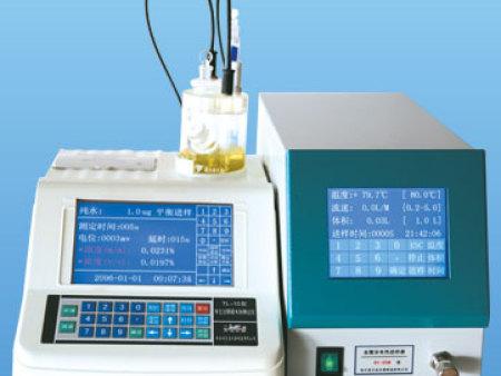 原油焦油自動餾程測定儀_黑龍江高質量的全自動原油焦油水分測定儀供銷