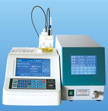 全自動原油焦油水分測定儀|買新款全自動石油減壓餾程測定儀,就選哈爾濱天龍儀器