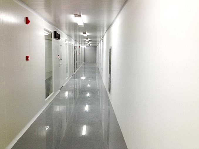 洁净室系统工程_鼎御环境服务商