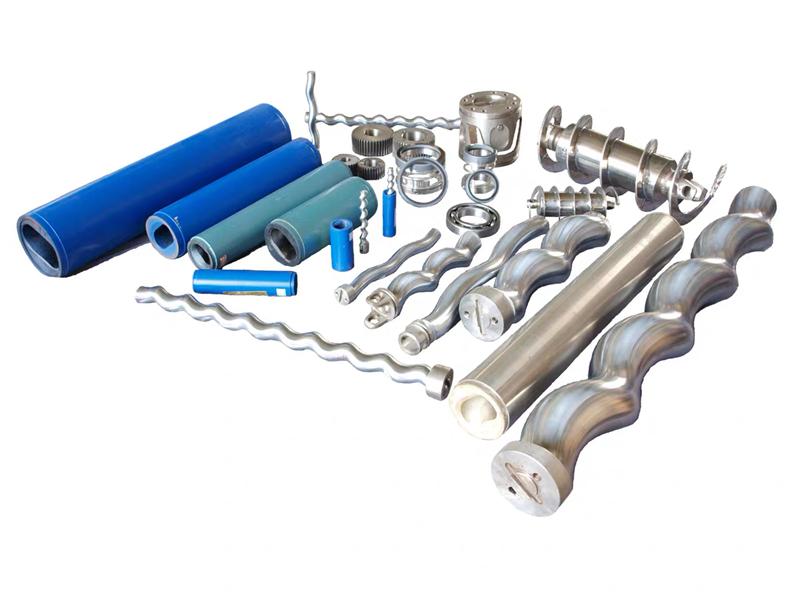 水煤浆供浆泵输浆泵卸浆泵定子转子
