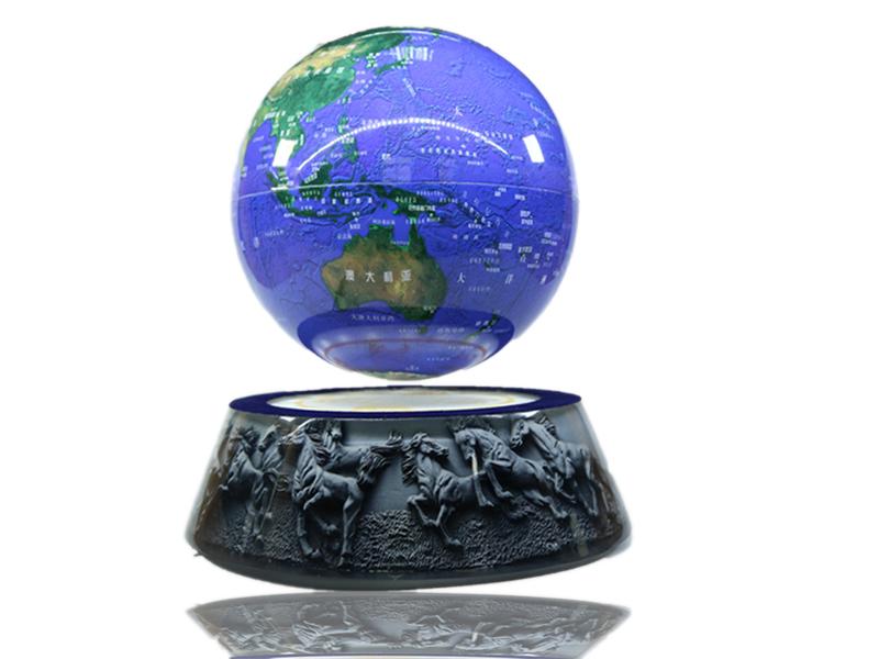 磁悬浮九龙戏珠地球仪