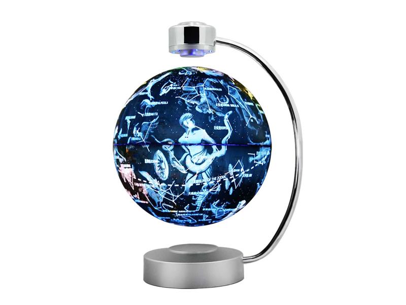 磁懸浮八寸上懸地球儀_精巧的宏泰磁浮銷售部優惠供應 磁懸浮八寸上懸地球儀