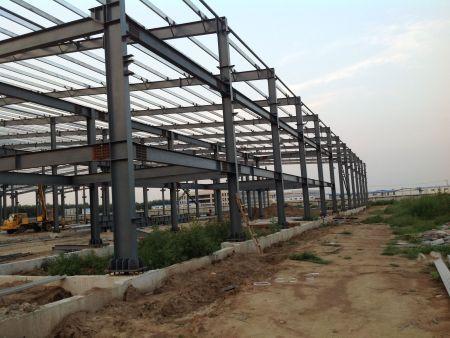 沈阳钢结构加工流程