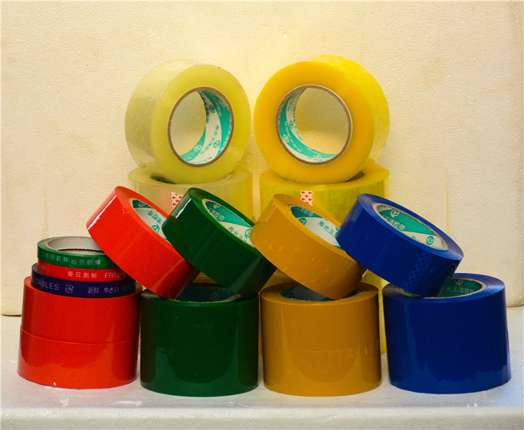 1.2寬新鮮膠帶-濰坊價位合理的包裝膠帶批售