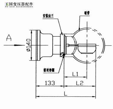 伊春压力释放阀厂家-选购优惠的压力释放阀就选沈阳市国变压器配件公司