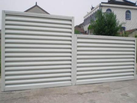 供应沈阳优良的外墙防雨百叶-抚顺外墙防雨百叶