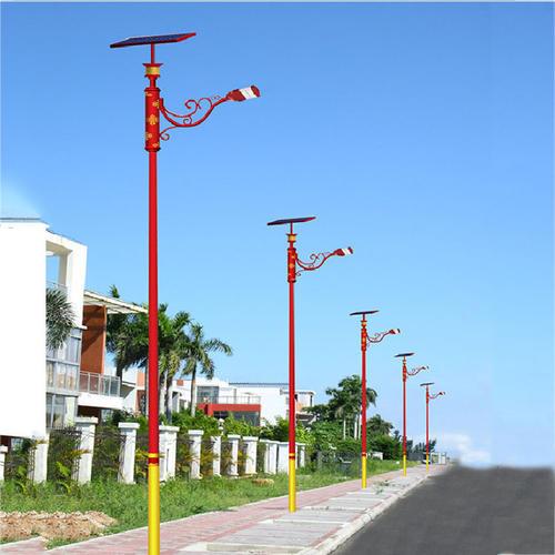 民族風格路燈廠家-民族風格路燈價格-甘肅綠源節能照明