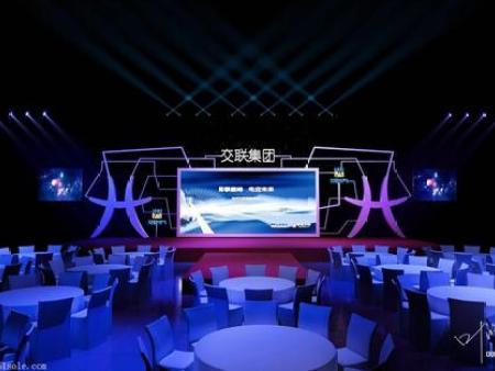 北京活動策劃公司對展廳的陳列設計!