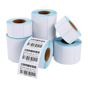 三防热敏纸不干胶标签快递贴纸标贴打印机条码纸