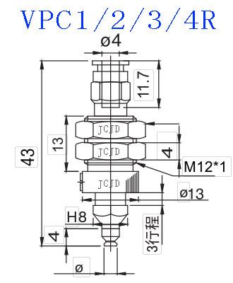 柔性电路板真空吸盘_品质好的PISCO/SMC真空吸盘支架金具要到哪里买