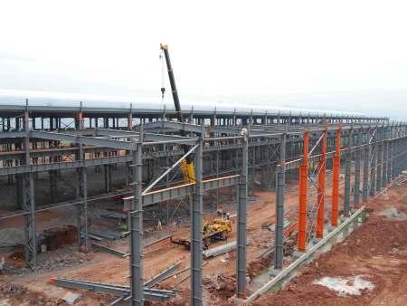 辽宁钢结构加工厂家_齐齐哈尔钢结构加工价格_双鸭山钢结构加工