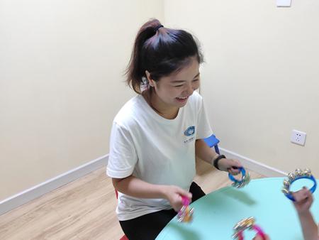 沈阳语言障碍培训专业机构,星空之城特殊儿童服务中心