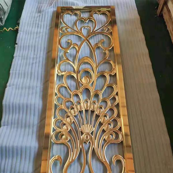 大亚湾铝艺窗花-大liang出售广东质liang好的铝艺窗花