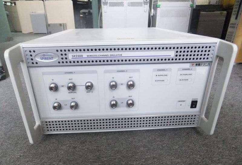 南山批售无线信道仿真器,高质量的思博伦SR5500无线信道仿真器深捷运电子公司供应