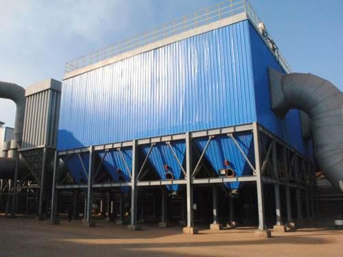臨沂市蘭山區中臨環保設備價格劃算的脈沖除塵器出售,山東鍋爐專用脈沖除塵器廠家