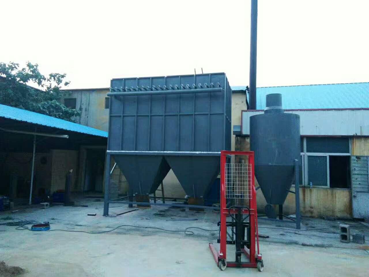 临沂价位合理的脉冲除尘器哪里买 陕西板厂专用脉冲除尘器厂家