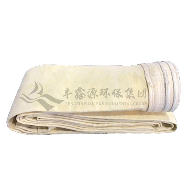 泰州耐用氟美斯抗酸堿除塵布袋直供「江蘇豐鑫源濾袋供應」