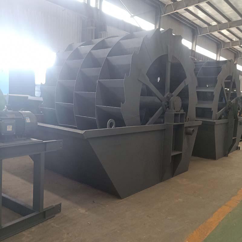 安徽轮斗洗砂机直销-选购质量好的轮斗式洗砂机就选河南昌鼎机械