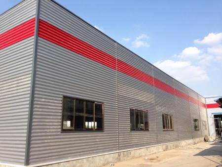 辽宁钢结构厂房价格-葫芦岛钢结构厂房安装|锦州钢结构厂房