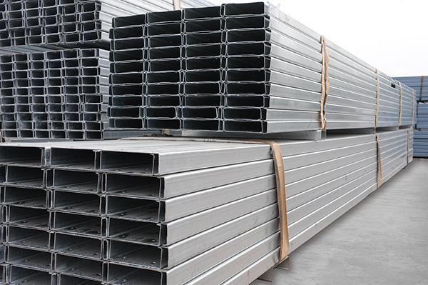 平川C型鋼標準_白銀供應質量好的白銀C型鋼