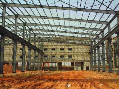 沈阳钢结构加工:钢结构桥梁怎样进行加工和安装