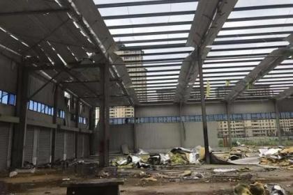 黑龍江房屋拆除-黑龍江鴻通金屬哈爾濱廠房拆除信息