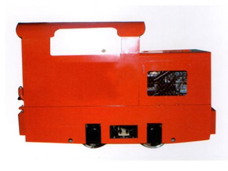 5吨矿用防爆电机车 矿用电机车