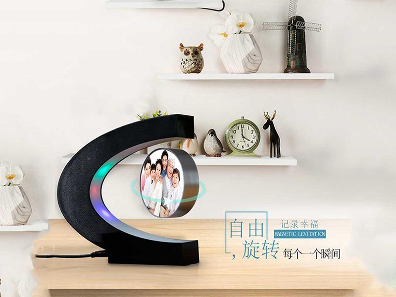 湖南磁悬浮C形相框-宏泰磁浮销售部好的磁悬浮三面观音供应