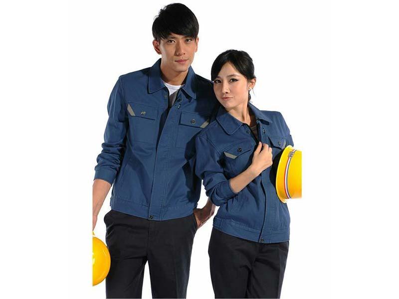 甘肅服裝廠家-供應蘭州超值的工作服