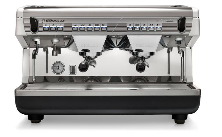 意大利原装Nuova APPIAI2 诺瓦双头半自动咖啡机