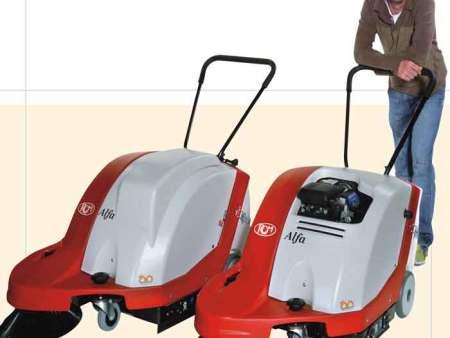 沈阳扫地机厂家分享电动扫地车的工作模式
