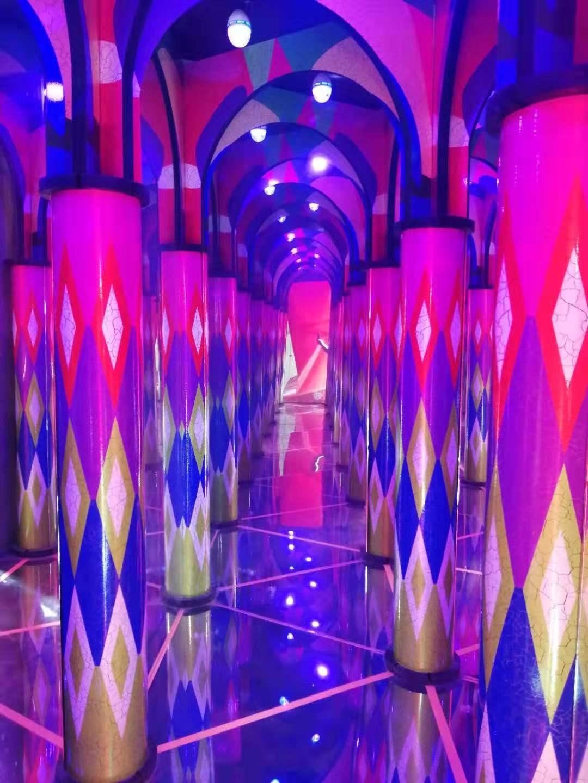 宇宙游樂設備鏡子迷宮游樂設備銷售廠家