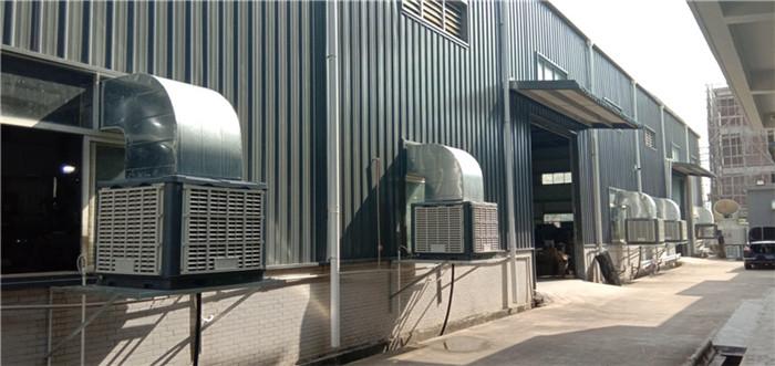 你知道?厂房车间降温安装环保空调效果好吗?