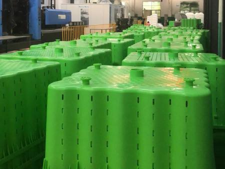 折叠箱生产厂家_性价比高的自锁式可堆栈卡板箱当选特帅五金塑胶