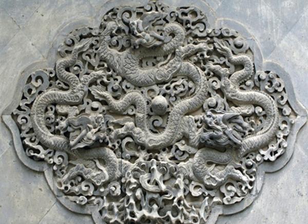 銀川磚雕-銀川恒雅園林景觀有限公司