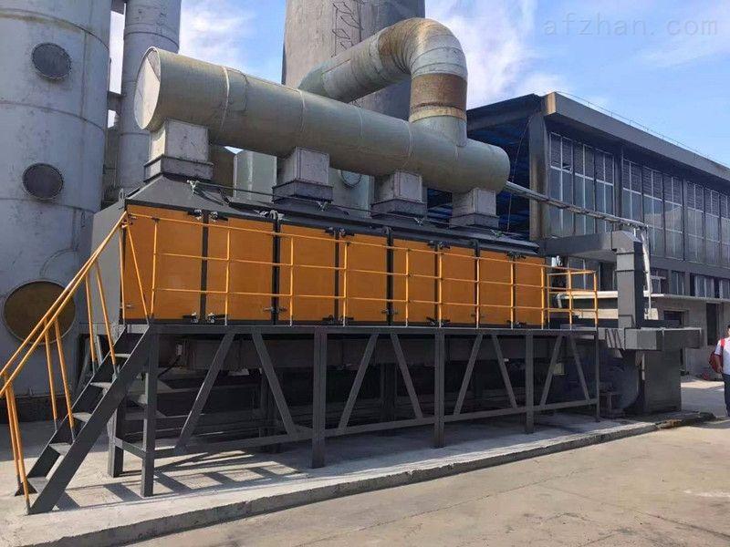 催化燃烧设备多少钱_催化燃烧生产厂家-中临环保