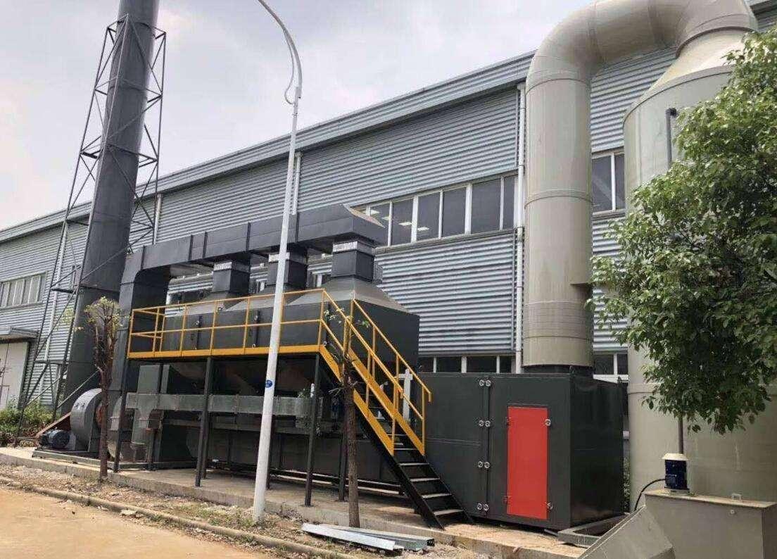 為您推薦優可靠的催化燃燒設備-河南催化燃燒廠家