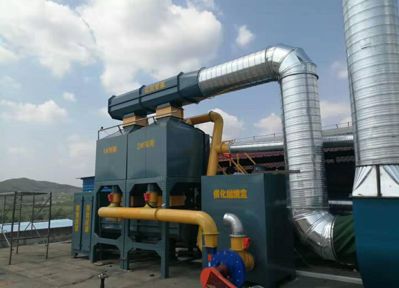 臨沂耐用的催化燃燒設備出售,催化燃燒廠家