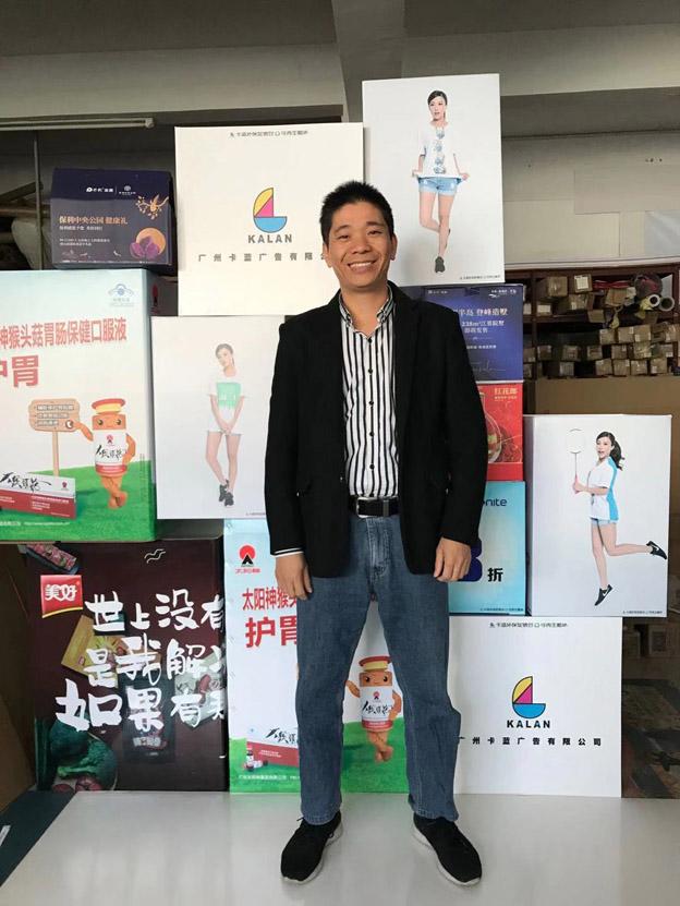 创意纸质促销台定制,广州促销台订做,2小时打样1天出货