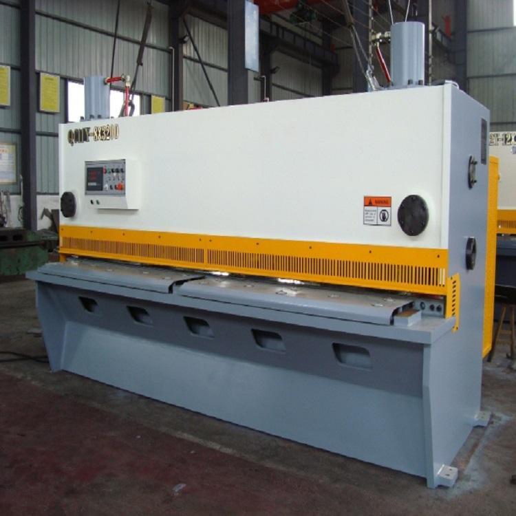 福建数控闸式剪板机QC11K-8X3200-马鞍山实惠的液压闸式剪板机QC11K-8X3200批售