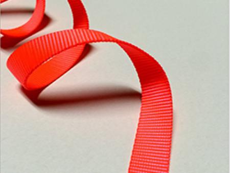 中国尼龙织带厂家|东莞哪里有提供口碑好的荧光红尼龙织带