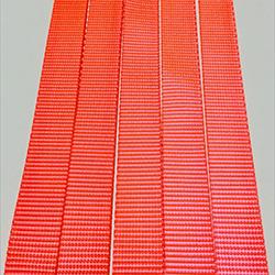 中国尼龙织带厂家直销|具有口碑的荧光红尼龙织带价格范围