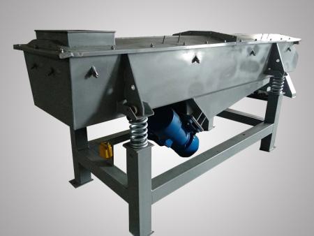 石英砂振动筛-百亿机械提供安全的振动筛