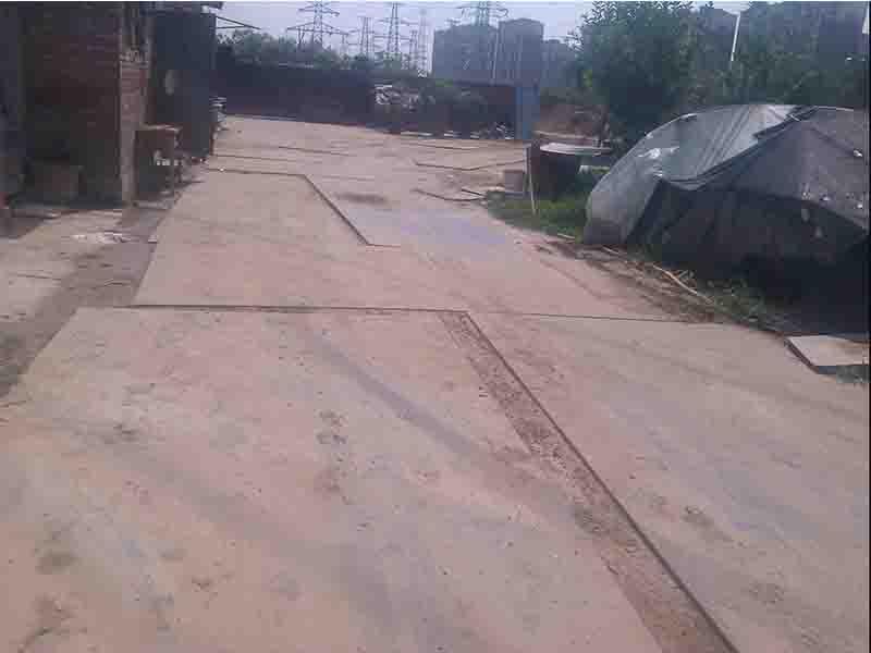 河南租钢板-郑州哪里有卖优惠的铺路钢板