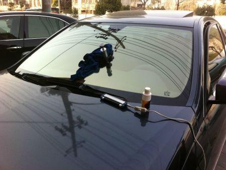 甘肅汽車玻璃修復專業企業屬蘭州福耀玻璃