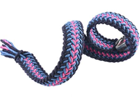 可定制彩色编织松紧带|哪里能买到好看的彩色编织松紧带腰带