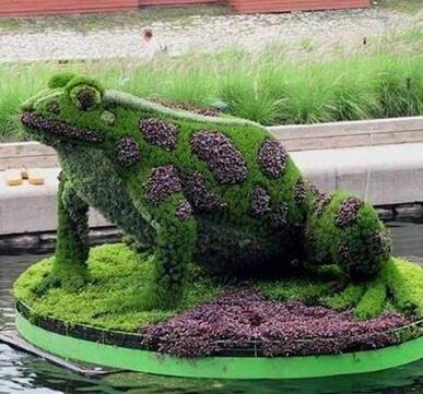 仿真绿雕公司-的仿真绿雕当选茂禾景观