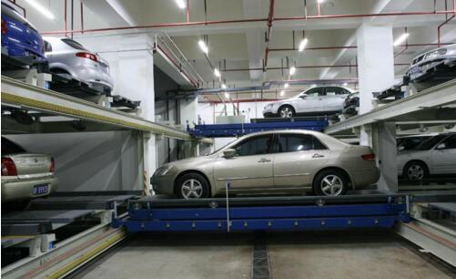 車庫控制系統供貨廠家-鄭州緯達的車庫控制系統哪里好