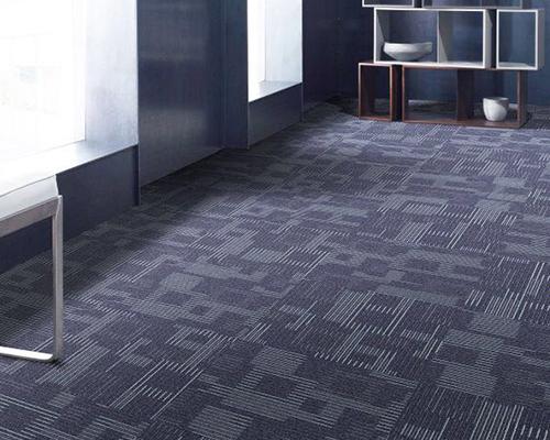 甘肃拼块地毯